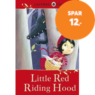 Produktbilde for Ladybird Tales: Little Red Riding Hood (BOK)
