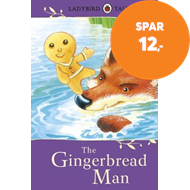 Produktbilde for Ladybird Tales: The Gingerbread Man (BOK)