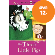 Produktbilde for Ladybird Tales: The Three Little Pigs (BOK)