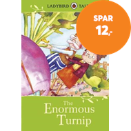 Produktbilde for Ladybird Tales: The Enormous Turnip (BOK)