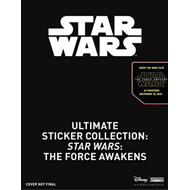 Produktbilde for Star Wars The Force Awakens Ultimate Sticker Collection (BOK)