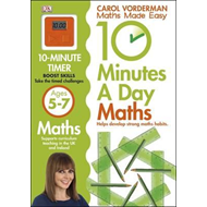 10 Minutes a Day Maths Ages 5-7 (BOK)