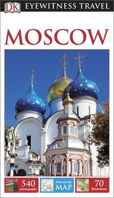 DK Eyewitness Travel Guide: Moscow (BOK)