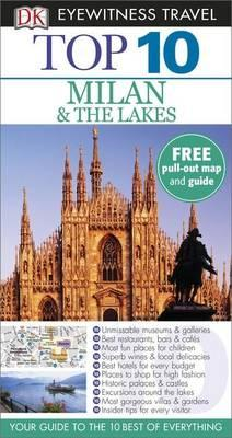 Top 10 Milan and the Lakes (BOK)