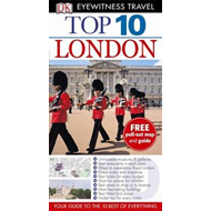 DK Eyewitness Top 10 Travel Guide: London (BOK)