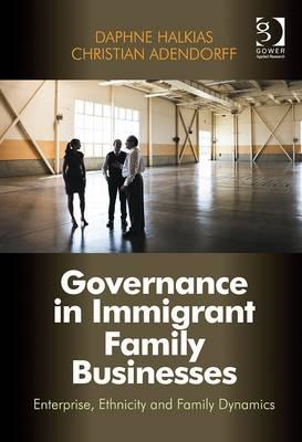 Governance in Immigrant Family Businesses (BOK)