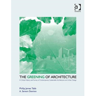The Greening of Architecture (BOK)