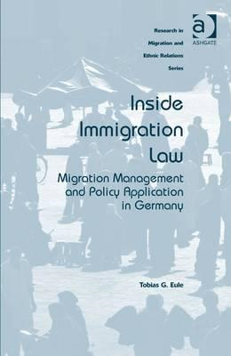 Inside Immigration Law (BOK)