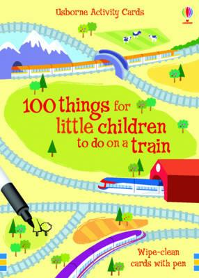 100 Things for Little Children to Do on a Train (BOK)