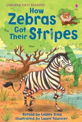 How Zebras Got Their Stripes (BOK)