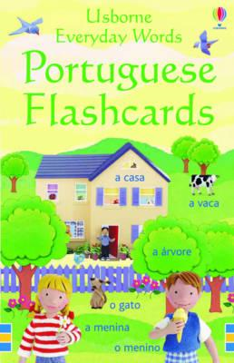 Everyday Words Flashcards: Portuguese (BOK)