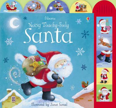 Noisy Touchy Feely Santa (BOK)