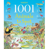 1001 Animals to Spot (BOK)