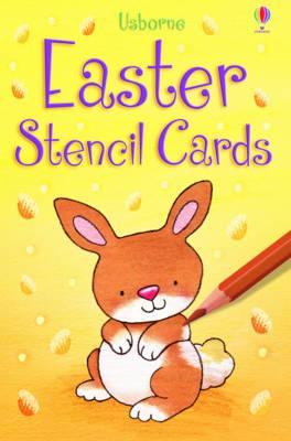 Easter Stencil Cards (BOK)