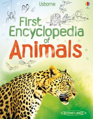 First Encyclopedia of Animals (BOK)