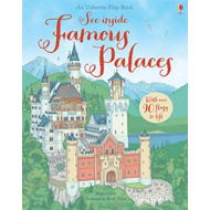 Produktbilde for See Inside Famous Palaces (BOK)