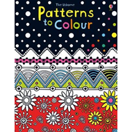 Patterns Colouring Book (BOK)