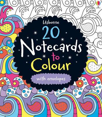 20 Notecards to Colour (BOK)