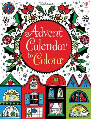 Advent Calendar to Colour (BOK)