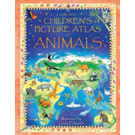 Children's Picture Atlas of Animals (BOK)