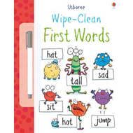 Wipe Clean First Words (BOK)