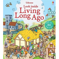 Look Inside Living Long Ago (BOK)