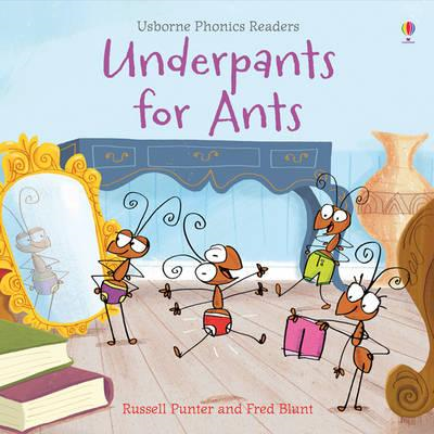 Underpants for Ants (BOK)