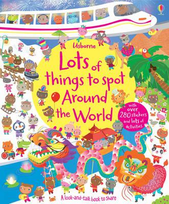 Lots of Things to Spot Around the World (BOK)
