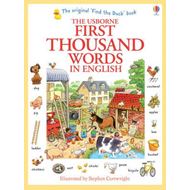 First Thousand Words In English (BOK)