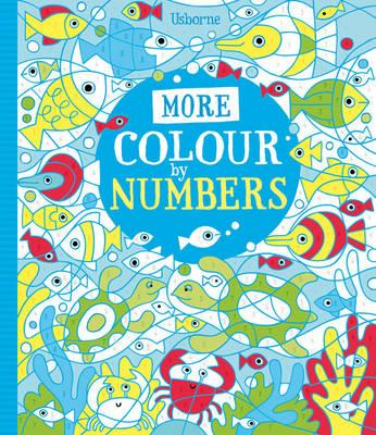 More Colour By Numbers (BOK)
