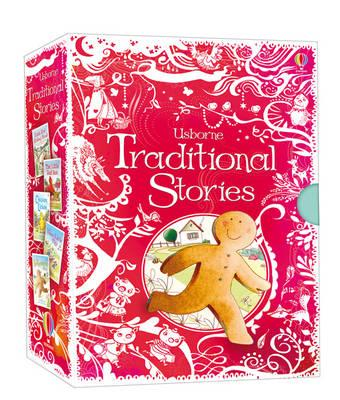 Traditional Stories Gift Set (BOK)
