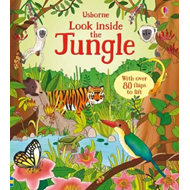 Look Inside the Jungle (BOK)