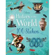 History of the World in 100 Stickers (BOK)