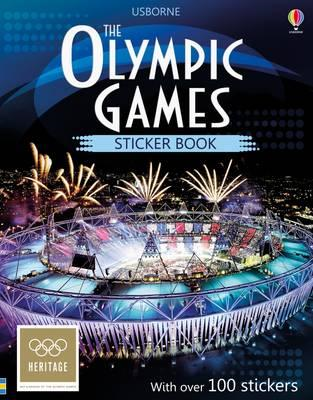 Olympic Games Sticker Book (BOK)