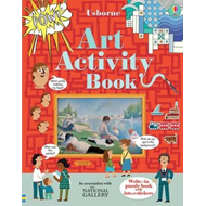 Art Activity Book (BOK)