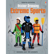Sticker Dressing Extreme Sports (BOK)