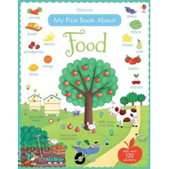 My First Book About Food (BOK)