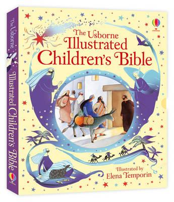 Illustrated Children's Bible (BOK)