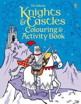 Knights & Castles Colouring and Activity Book (BOK)