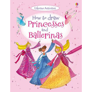 How to Draw Princesses and Ballerinas (BOK)