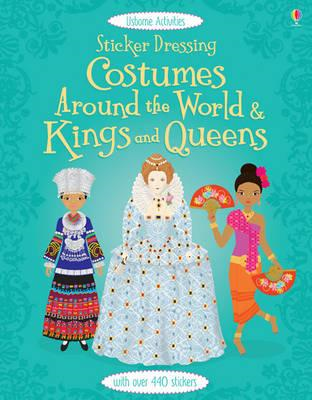 Kings and Queens & Costumes Around the World (BOK)