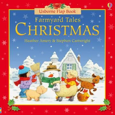 Farmyard Tales Christmas Flap Book and Jigsaw (BOK)