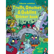 Trolls, Gnomes & Goblins Sticker Book (BOK)
