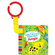 Baby's Very First Buggy Book Jungle (BOK)