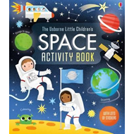 Little Children's Space Activity Book (BOK)