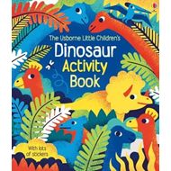 Little Children's Dinosaurs Activity Book (BOK)