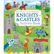Little Children's Knights and Castles Activity Book (BOK)