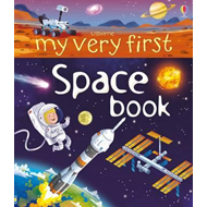 My Very First Space Book (BOK)