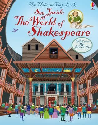 See Inside the World of Shakespeare (BOK)