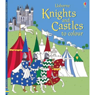 Knights and Castles to Colour (BOK)